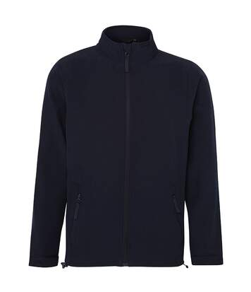 RTXtra Mens Classic 2 Layer Softshell Jacket (Navy) - UTRW5579