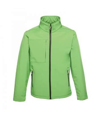 Regatta Professional Mens Octagon II Waterproof Softshell Jacket (Extreme Green) - UTRG2164
