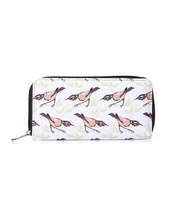 Intrigue - Porte-Monnaie Bird - Femmes (Crème / marron) - UTJW558