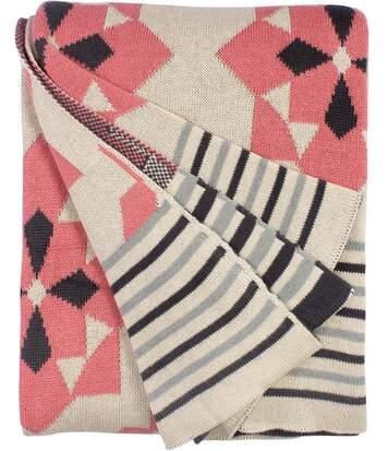 Plaid coton Ellesmere 130 x 180 cm