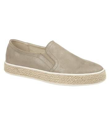 Cipriata - Chaussures Antonia - Femme (Bronze) - UTDF1570