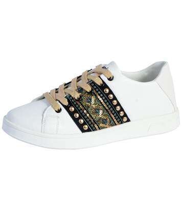 Basket Desigual Cosmic Exotic Gold