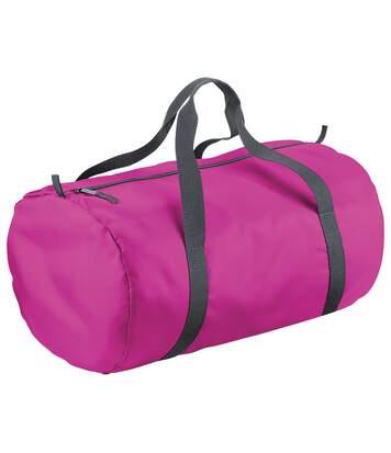 Bagbase Packaway - Sac De Voyage (32 Litres) (Lot De 2) (Fuchsia) - UTRW6915