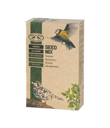 Mix de graines 4 saisons 1kg pour oiseaux
