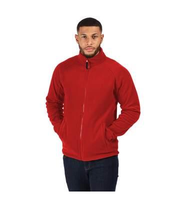 Regatta Mens Thor III Fleece Jacket (Classic Red) - UTBC824