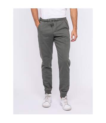 Pantalon molleton esprit chino VIERO - RITCHIE