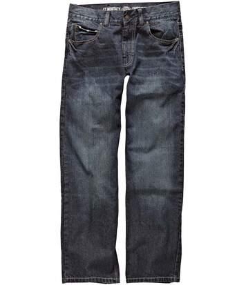 Pantalon jean homme - DWD1000 - bleu denim