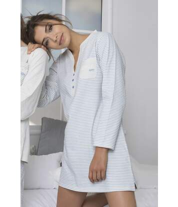 Chemise de nuit Stay at Home Admas