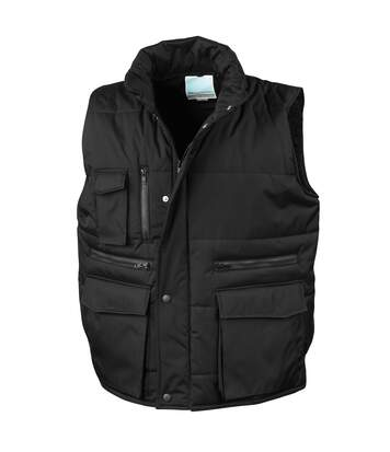 Result Mens Lance Bodywarmer / Gilet (Windproof & Showerproof) (Navy) - UTRW3213