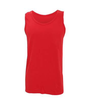 Gildan Mens Softstyle® Tank Vest Top (Red) - UTRW3171