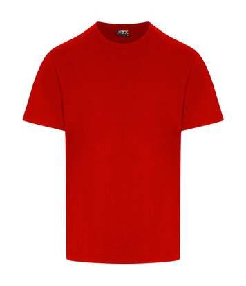PRO RTX Mens Pro T-Shirt (Red) - UTPC4058