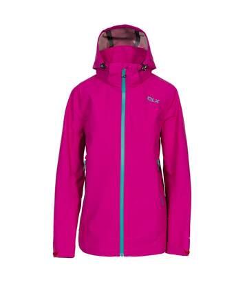 Trespass Womens/Ladies Gayle Waterproof Jacket (Fuchsia) - UTTP4653