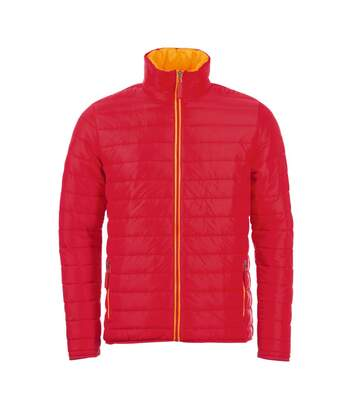 SOLS Mens Ride Padded Water Repellent Jacket (Red) - UTPC2168