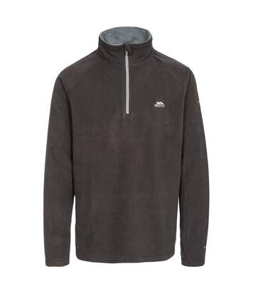 Trespass Mens Blackford Microfleece (Black) - UTTP4241