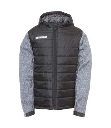 Caterpillar Mens Atomic Reflective Jacket (Black) - UTFS5071