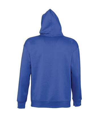 SOLS Slam Unisex Hooded Sweatshirt / Hoodie (Royal Blue) - UTPC381
