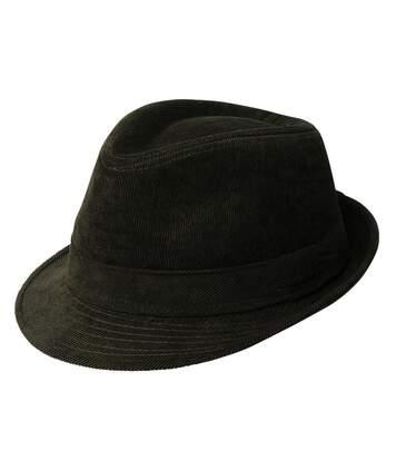 Chapeau trilby VELOURIS