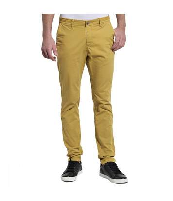 Pantalon Chino Jaune Homme Kaporal Garde