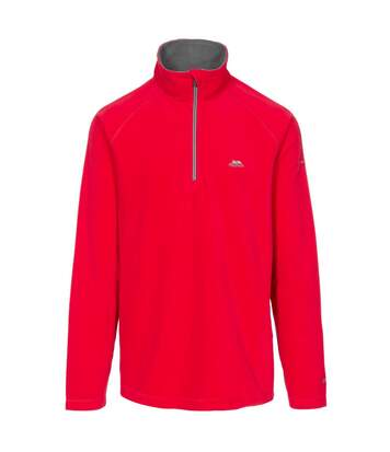 Trespass Mens Blackford Microfleece (Red) - UTTP4241