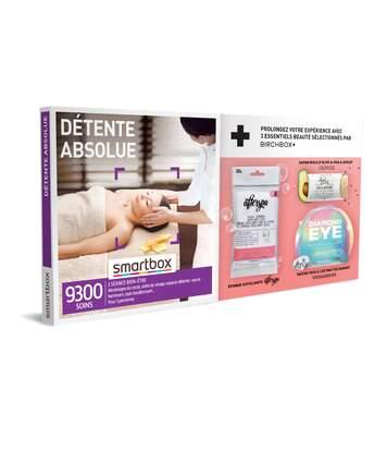 SMARTBOX - Détente absolue - Coffret Cadeau Bien-être