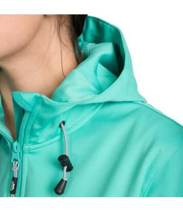 Trespass Womens/Ladies Marsa Waterproof Softshell Jacket (Lagoon) - UTTP4018