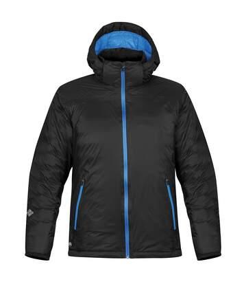 Stormtech Mens Black Ice Thermal Jacket (Black/Electric) - UTRW5980