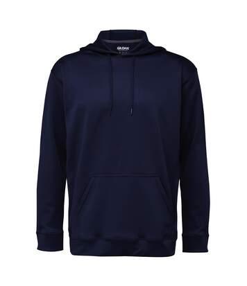 Gildan - Sweat À Capuche - Adulte Unisexe (Bleu marine profond) - UTBC3720