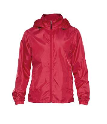 Gildan Mens Hammer Windwear Jacket (Red) - UTPC3988