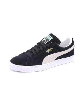 Chaussures Suède Classic + Noir Homme Puma