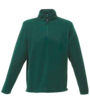 Regatta Mens 170 Series Anti-pill Zip Neck Micro Fleece Jacket (Classic Red) - UTRW1207
