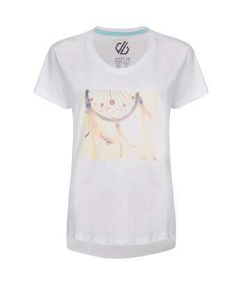 Dare 2B - T-Shirt Emote - Femmes (Blanc) - UTRG4151