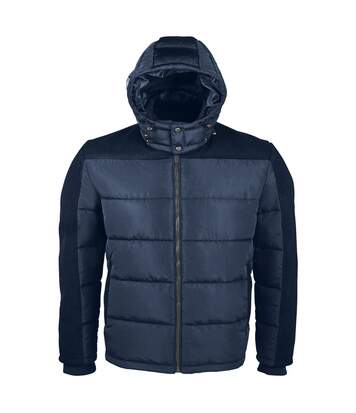 SOLS Mens Reggie Contrast Padded Jacket (Night Blue) - UTPC3288
