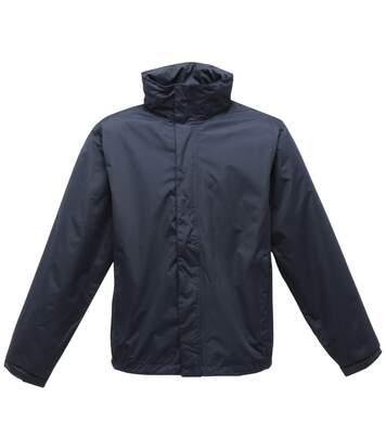 Regatta Mens Pace Ll Windproof Waterproof Jacket (Black) - UTRW1178