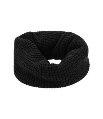 Echarpe - Tour de cou adulte - Taille unique - MB7314 - noir