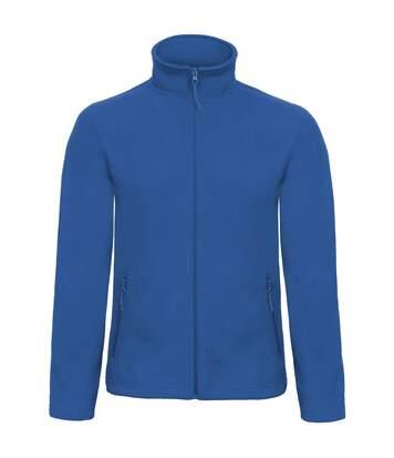 B&C Collection Mens ID 501 Microfleece Jacket (Navy) - UTRW3527
