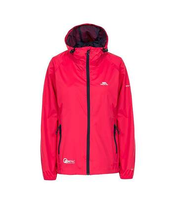 Trespass Womens/Ladies Qikpac Waterproof Packaway Shell Jacket (Moss) - UTTP3379