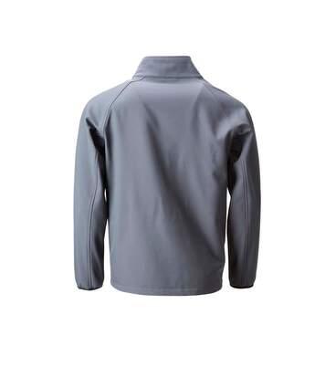 Veste softshell coupe-vent déperlante homme JN1130 - gris