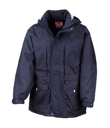 Result Mens Multi-Function Winter Jacket (Charcoal/ Black) - UTRW3232