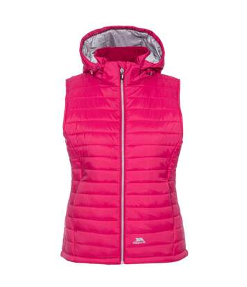Trespass Womens/Ladies Aretha Casual Gilet (Cassis) - UTTP4390