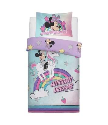 Minnie Mouse - Ensemble De Lit (Multicolore) - UTSI138