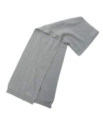 Écharpe grise mixte Le Coq Sportif Essentiel