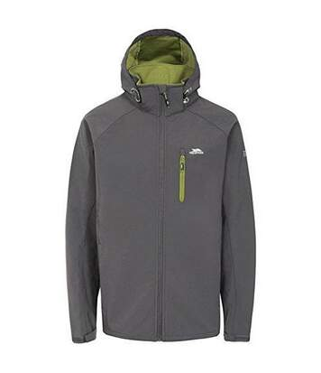 Trespass Mens Nider Waterproof Softshell Jacket (Carbon) - UTTP4135