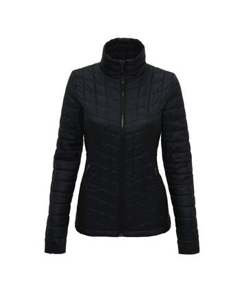 Tri Dri Womens/Ladies Ultralight Thermo Quilt Jacket (Black) - UTRW5565