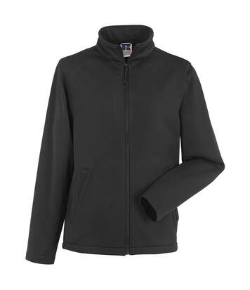 Russell Mens Smart Softshell Jacket (Black) - UTBC1509