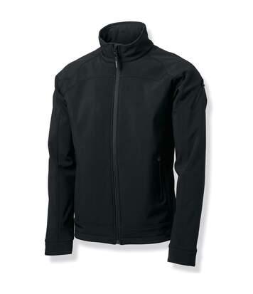 Veste blouson softshell - homme - NB30M - noir