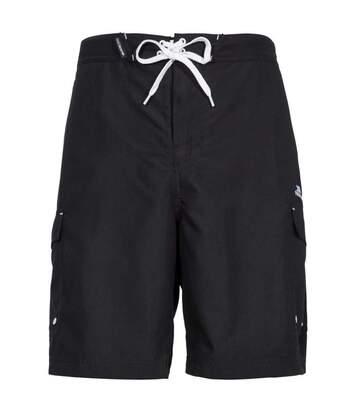 Trespass Mens Crucifer Surf Shorts (Black) - UTTP4688