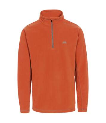 Trespass Mens Maringa Fleece Top (Burnt Orange) - UTTP4022