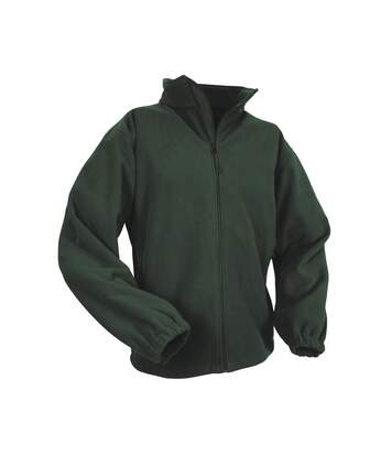 Result Mens Extreme Climate Stopper Water Repellent Fleece Breathable Jacket (Moss) - UTBC847