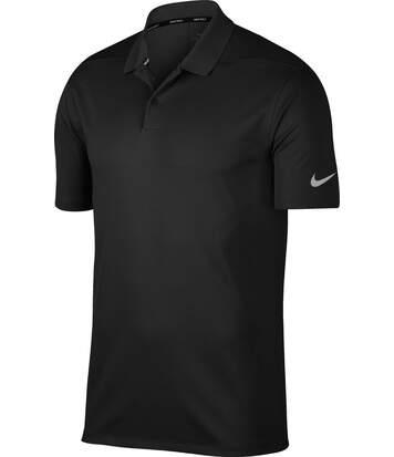 Polo de golf NIKE manches courtes - homme - NK263 - noir