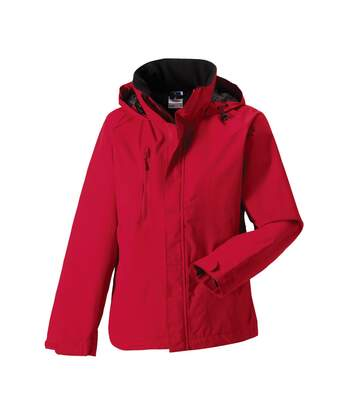Jerzees Colours Mens Premium Hydraplus 2000 Water Resistant Jacket (Classic Red) - UTBC564